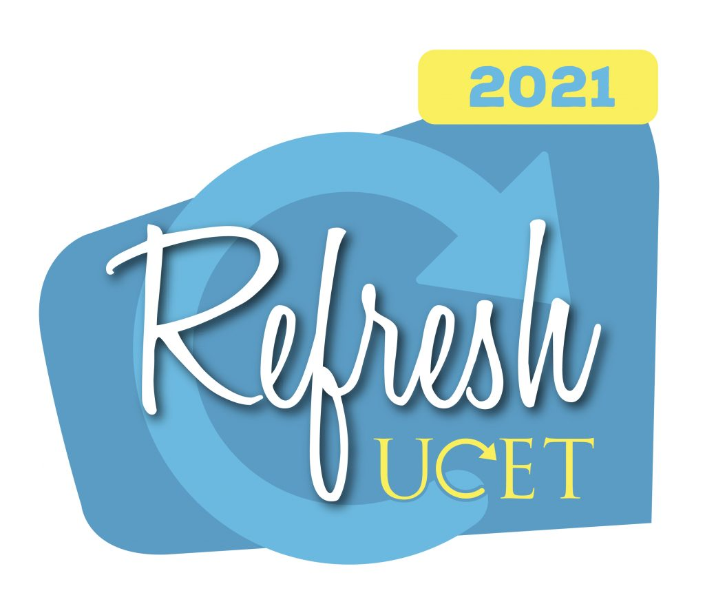 UCET 2021 Conference Logo - Refresh